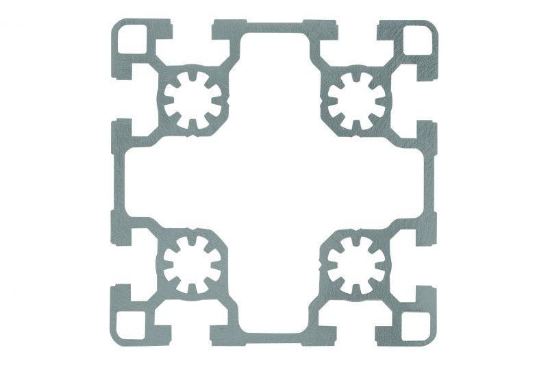 Aluminiumprofile - Aluminiumprofile - vielseitig, kompatibel mit anderen Profilen. Typ I und Typ B.