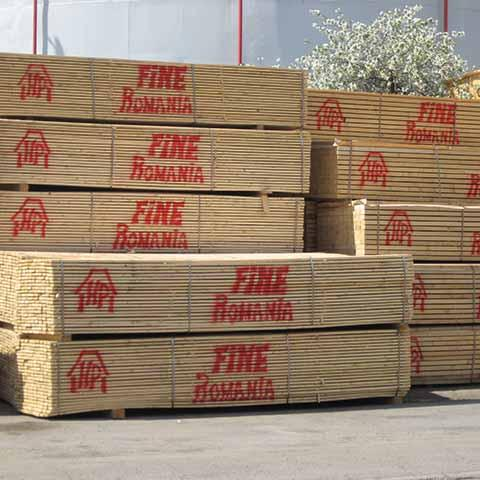 Spruce Timber -