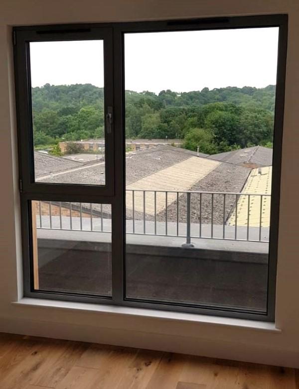 PVC-Fenster, Aluminiumfenster - Fenster, fassaden