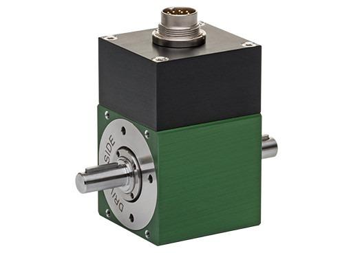 Precision torque sensor - 8656 - Very short design, contactless, rotating, robust, reliable, easy handling