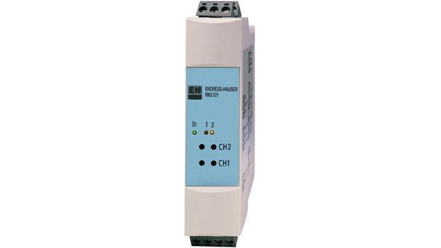 composants systeme enregistreur datamanager - alimentation transmetteur RNS221