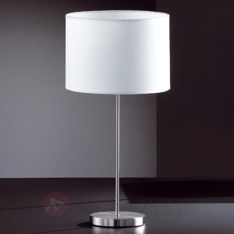 Belle lampe à poser LOFT - Lampes à poser en tissu