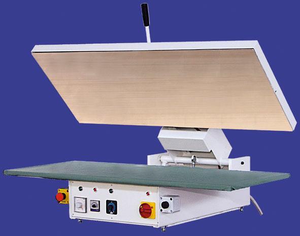 EMS 120 - Adesivatrici per capospalla