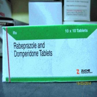 Rabeprazole and Domperidone Tablets - Rabeprazole and Domperidone Tablets