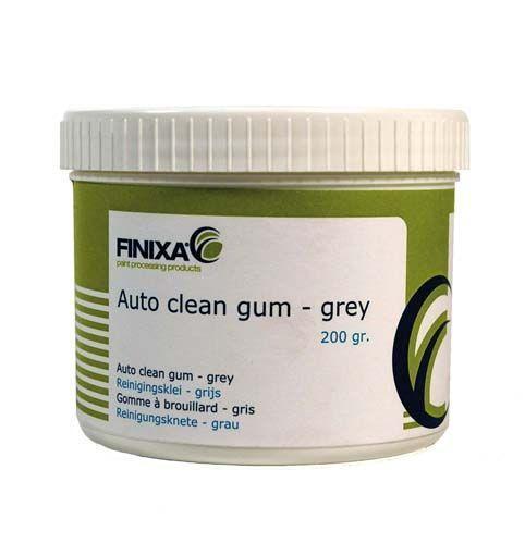 Auto clean gum - grey - null