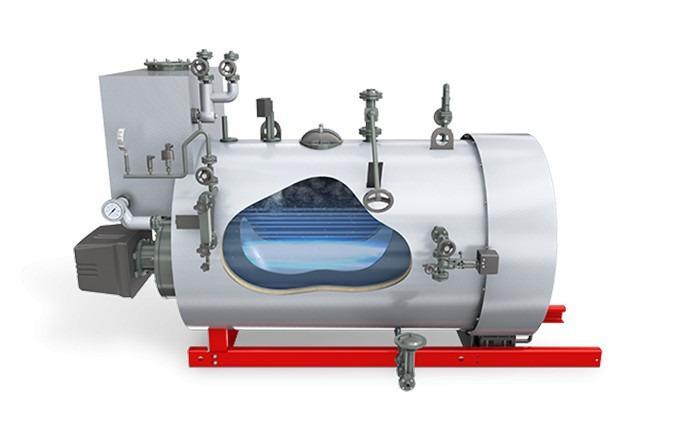 Bosch Steam boiler - Universal CSB - Bosch Compact steam boiler Universal CSB producing up to 5,200 kg/h of steam