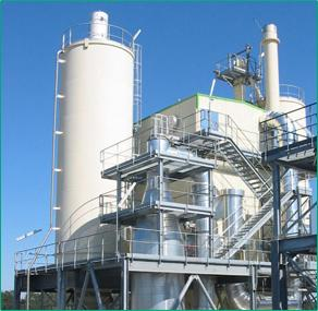 Acid Gas Removal Systems - Dry Scrubbing