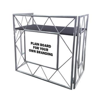 Truss Booth System - Equinox Truss Booth System