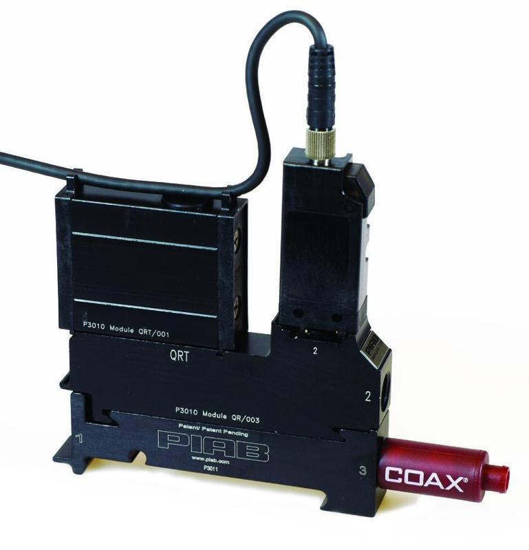 pompes a vide - P3010 Vacuostat réglable avec sortie analogique