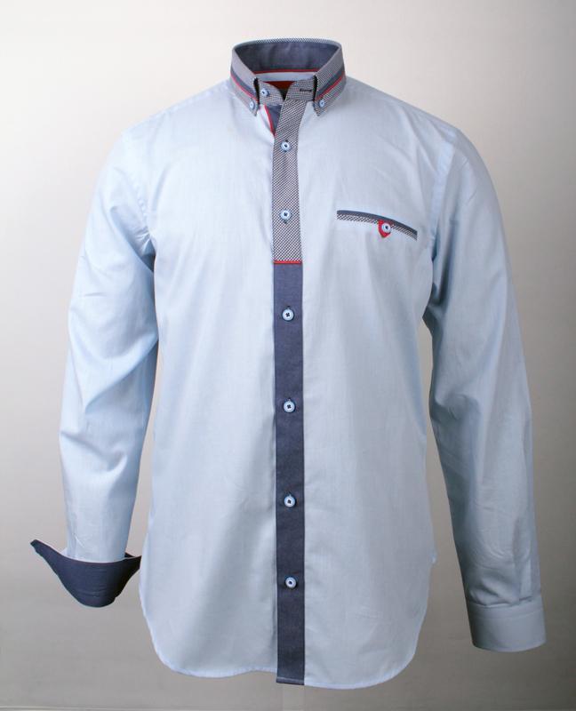Tasarım Erkek Casual Gömlek