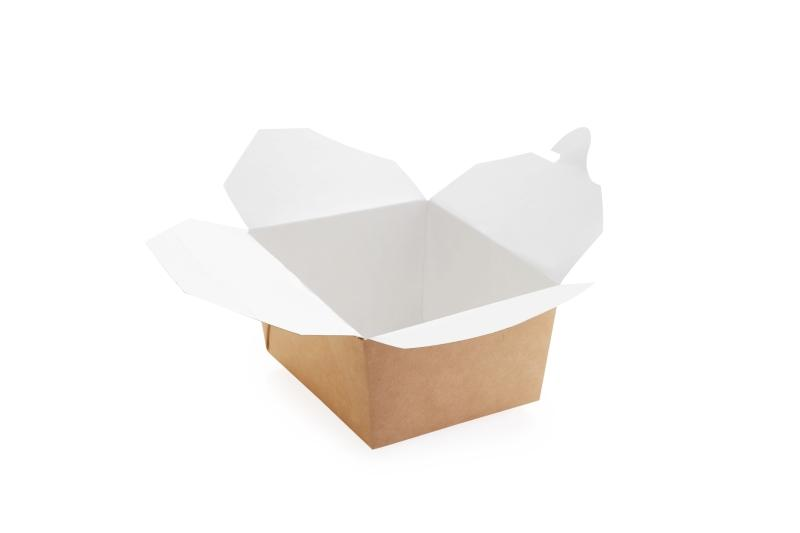 Fold Box (Multipurpose container) - Multipurpose food container for ready meals and salads