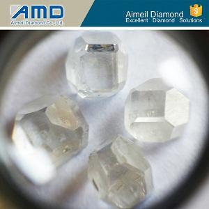 Diamante sintético blanco de HTHP áspero