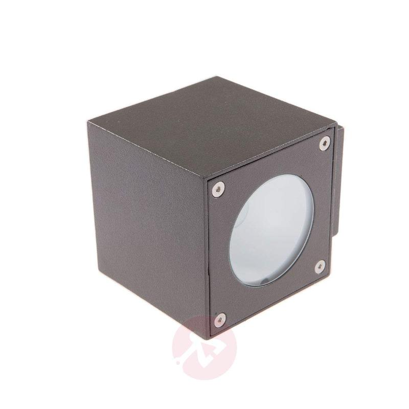 Jarno LED outdoor wall light, graphite - Outdoor Wall Lights