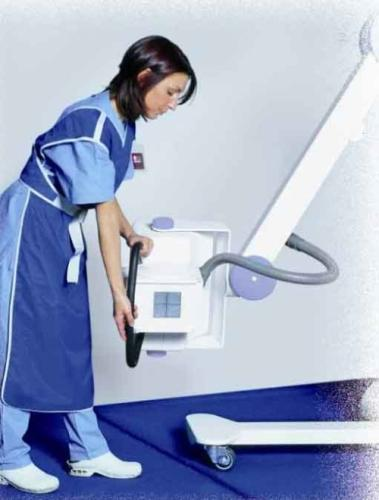 Mobile Radiography - Cybermobil Plus