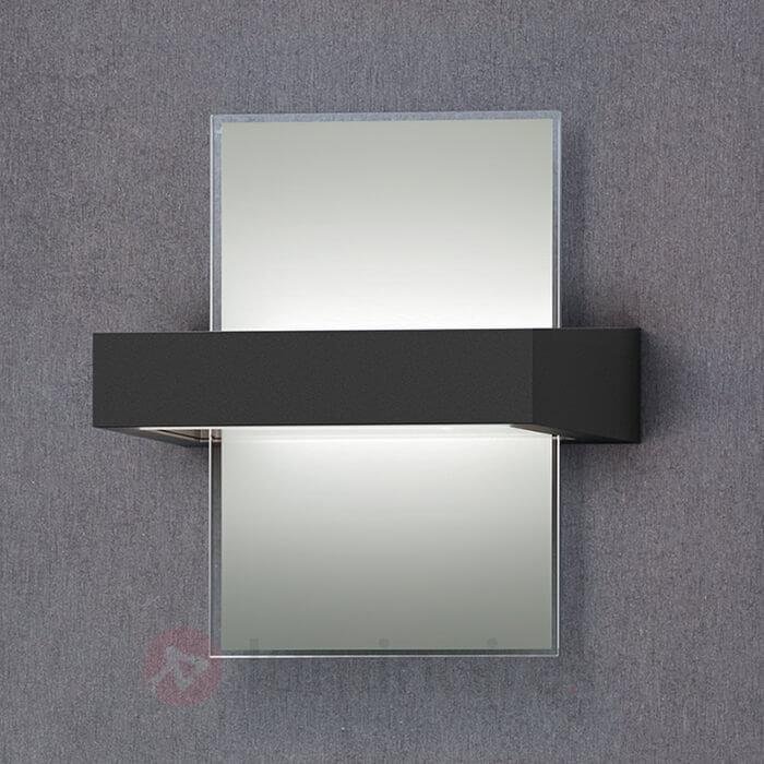 Applique d'extérieur LED moderne Afterglow - Appliques d'extérieur LED