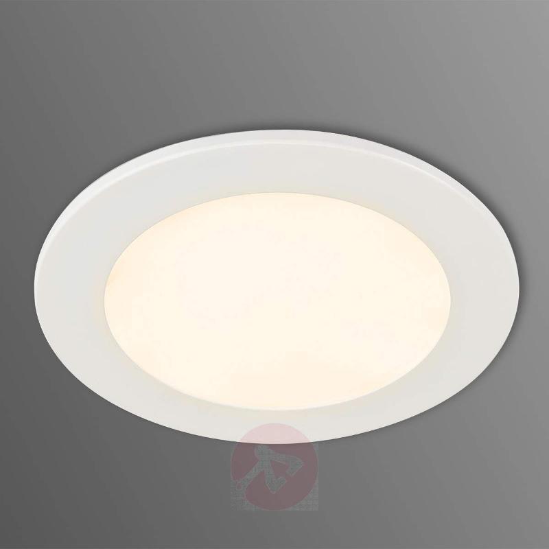 Round Recessed Ceiling Light Mia 3 000 K 20 Cm Lights