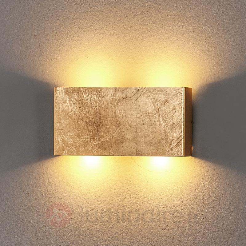 Applique LED dorée maja, à intensité variable - Appliques LED