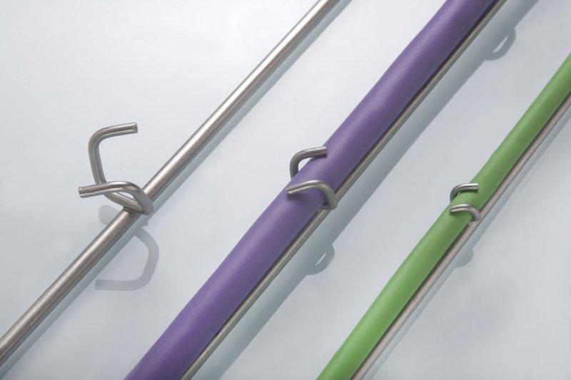 Single-Wire-System führt Einzelleitungen sicher