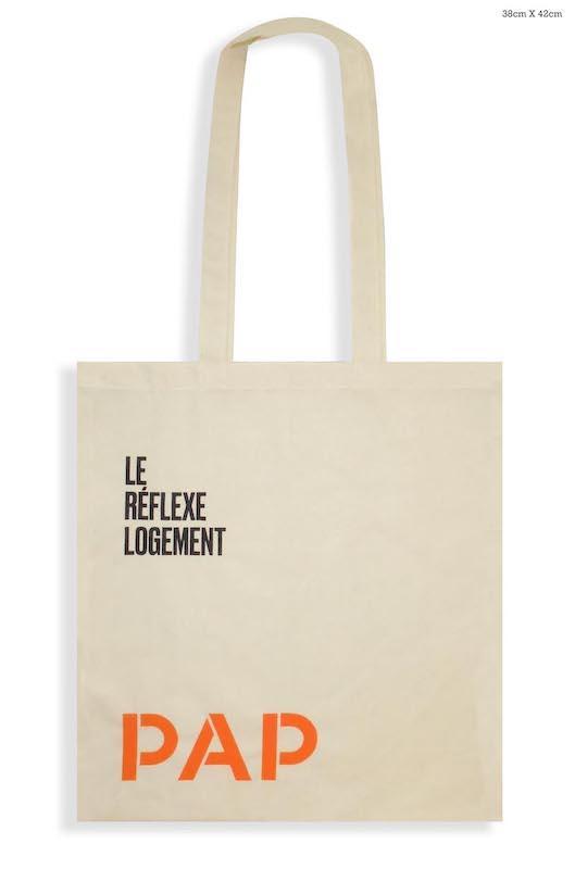 Tote bag - SAC CABAS REUTILISABLE