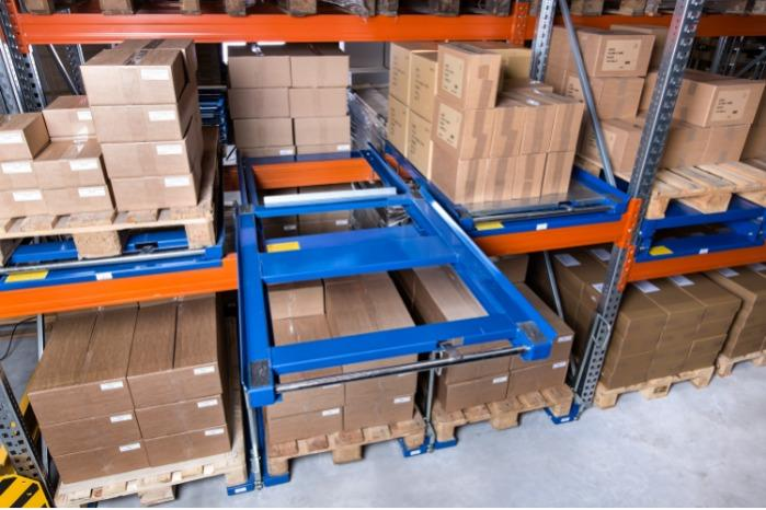 Beam mounted pull-out unit, 70% / 100 % pull out - Load capacity: 300 | 600 | 800 | 1.000 kg