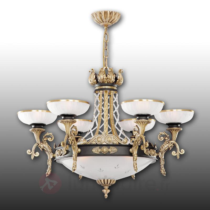 Beau lustre Tudor - Lustres classiques,antiques