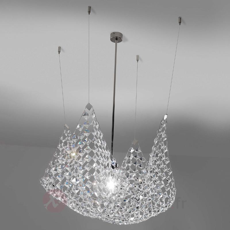 Suspension fascinante PAREO - Suspensions en cristal