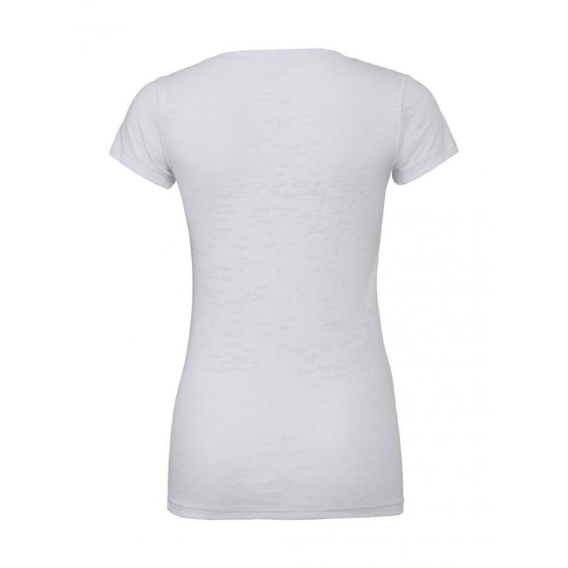Tee-shirt Burnout - Manches courtes