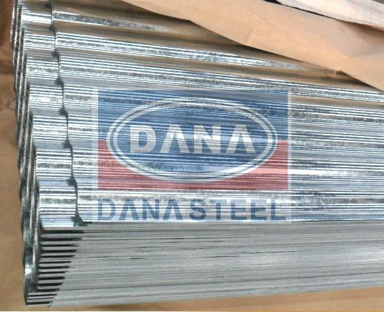 Tôles ondulées peut être l'acier galvanisé - Haute qualité Galvanisé Feuille Ondulée/feuille de toit