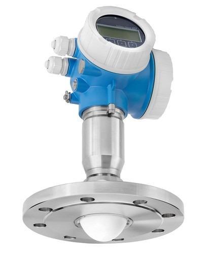 Medición de radar Micropilot FMR67 - El sensor para las condiciones más exigentes de medición de nivel en sólidos