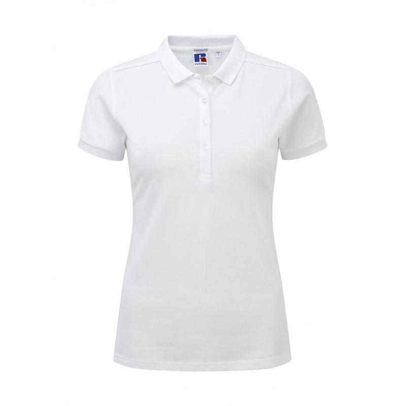 Polo femme Stretch - Manches courtes