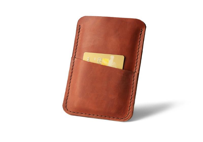 Vom  Kreditkartenetui bis zur Ledertasche