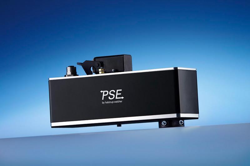 Positionierantrieb PSE 34_-14 - Positioniersystem zur automatischen Formatverstellung in Maschinen