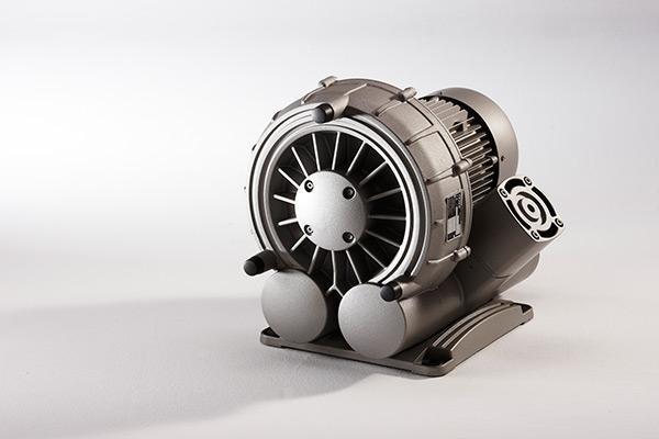Vacuum Pumps, Blowers and Ejectors - Vacuum Blower SKV