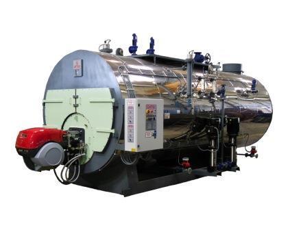 ATTSU HH Steam boiler - Fire tube steam boiler