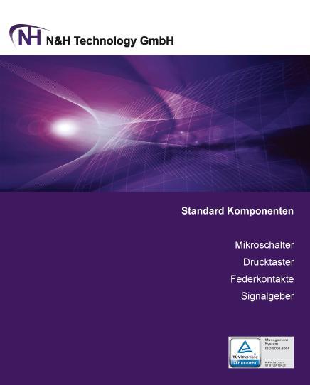 Broschüre Standard Komponenten