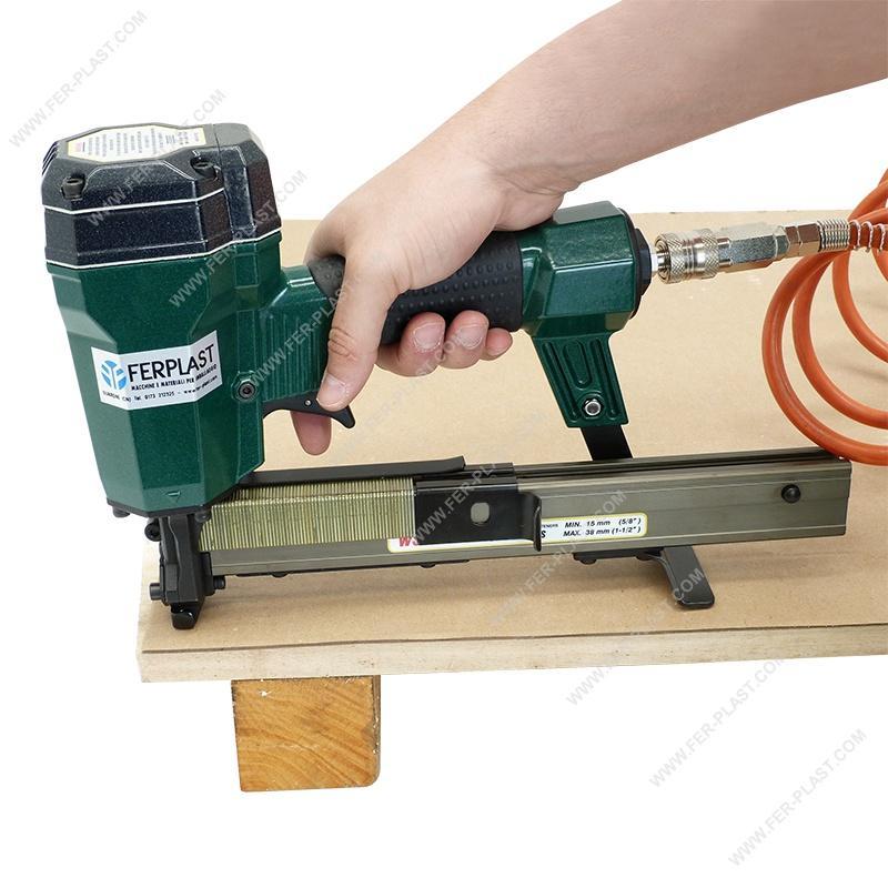 OM WS/16WC - Chiodatrici e fissatrici per legno