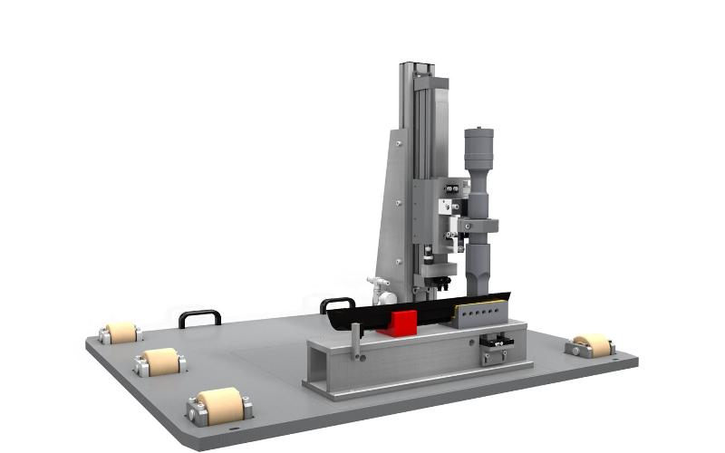 Ultrasonic welding fixture with special holder - Tool Holders