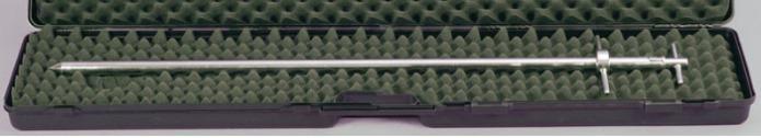 Novartos Uno - Muestreador para muestreo selectivo, acero inoxidable V4A