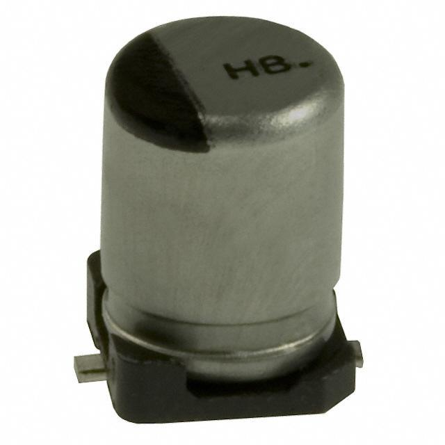 CAP ALUM 10UF 20% 16V SMD - Panasonic Electronic Components EEE-HB1C100R