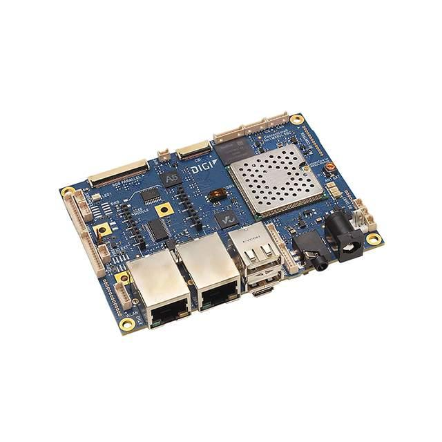 CONNECTCORE 6UL SBC PRO, I.MX6UL - Digi International CC-SBP-WMX-JN58
