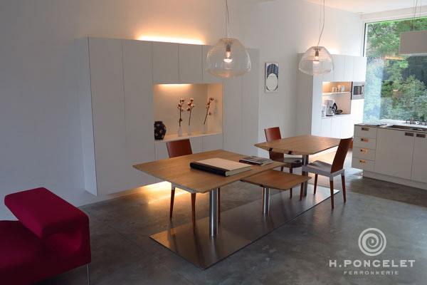Mobilier - Table et chaises