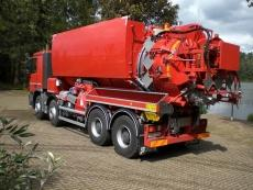 Powertrailer 6000 - Waste & Cleaning