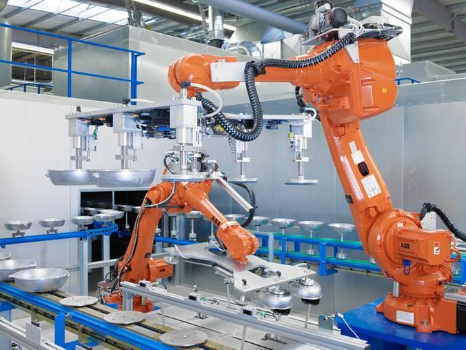 Handling systems - automation