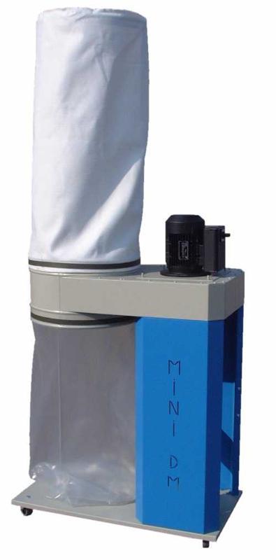 Mini DM • Mini dépoussiéreur mobile à manches type MDM - null