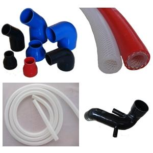 Silicone Ruber Hose Custom-made