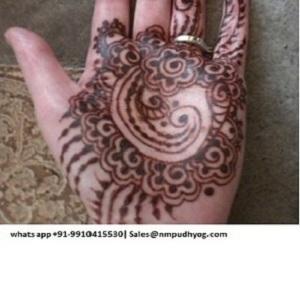powder  henna - BAQ henna786415jan2018