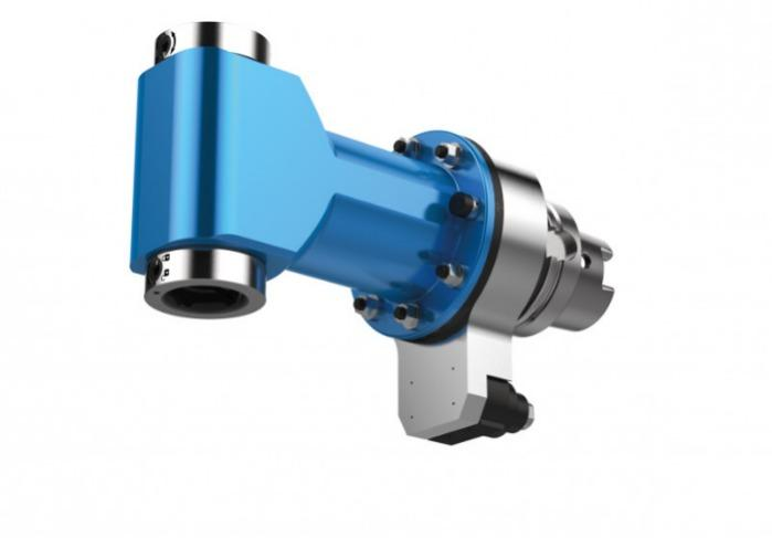 Double sided angle head DUO WZX - CNC unit / angle head for machining of metal