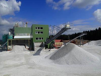 Mineraliensortierung