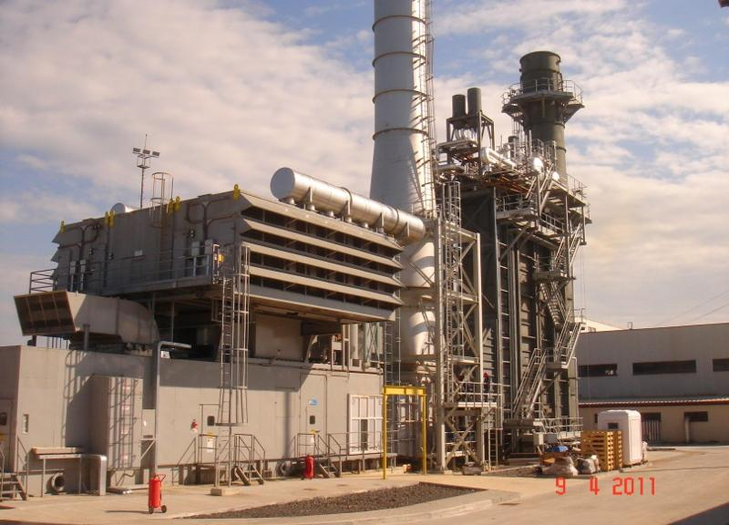 Hrsg For Power Generation - Heat Recovery