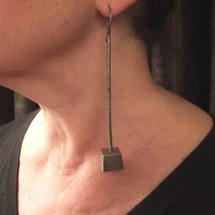 Boucles d'oreilles - Argent,Inde